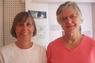 Linda and Carolyn